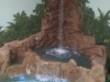 Aquatopia Lazy River Waterfall