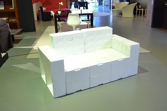 EPS fish box sofa 1