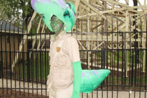 Dorney Park's Dinosaurs Come Alive with EPS