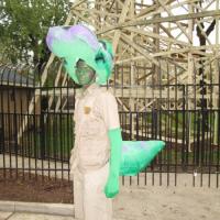 Dorney Park Dinosaur 1