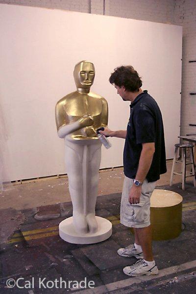 EPS Award Statue by Cal Kothrade 2