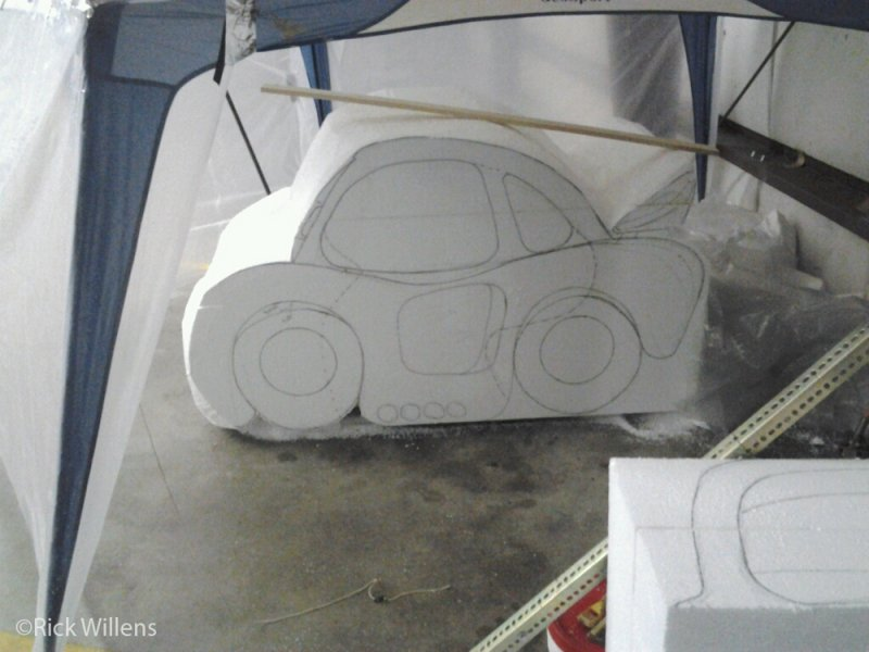 Rick Willens EPS Foam Car Project -6.