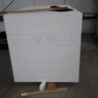 Rick Willens EPS Foam Car Project -1