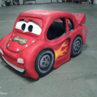 Rick Willens EPS Foam Car Project -13