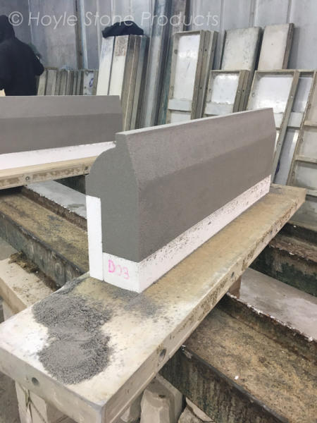 Supporting Molds with EPS