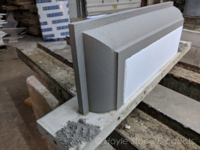 Foam Block Support