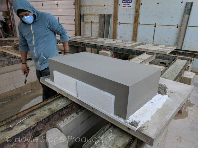 Foam Supports for Molds