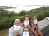 Attic Insulators Santa Selfie 1