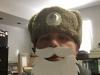 Bob ABC Supply Santa Selfie