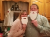 Dan Forster Santa Selfie 2