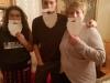 Dan Forster Santa Selfie 3