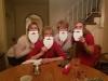 Dan Forster Santa Selfie 5
