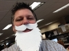 Dwayne LBM Santa Selfie