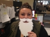 Kaitlyn LBM Santa Selfie