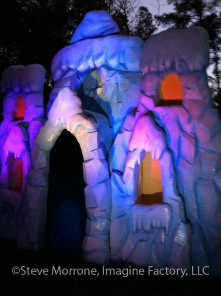 Finished Ice Castle 4