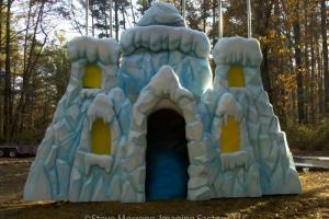 Finished Ice Castle 1