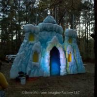 Finished Ice Castle 2