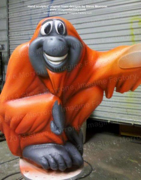 Painted Orangutan