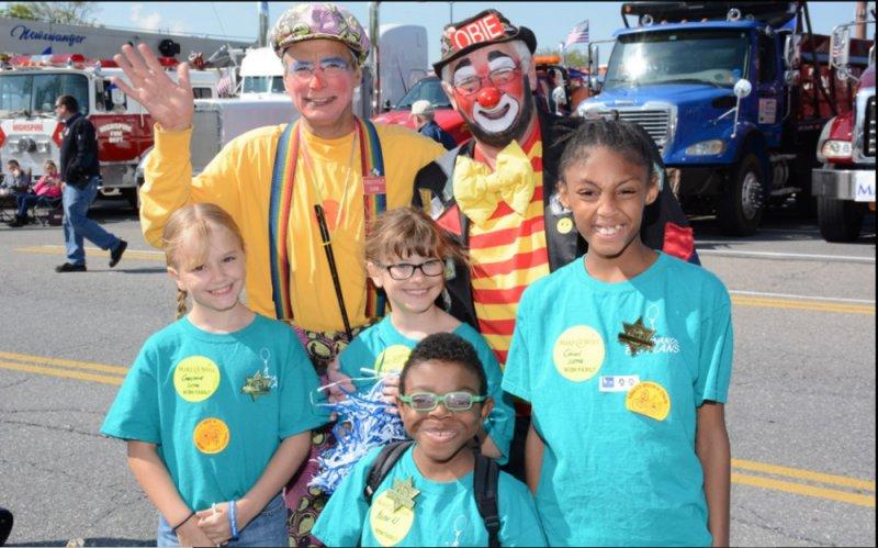 Make A Wish Convoy Carnival