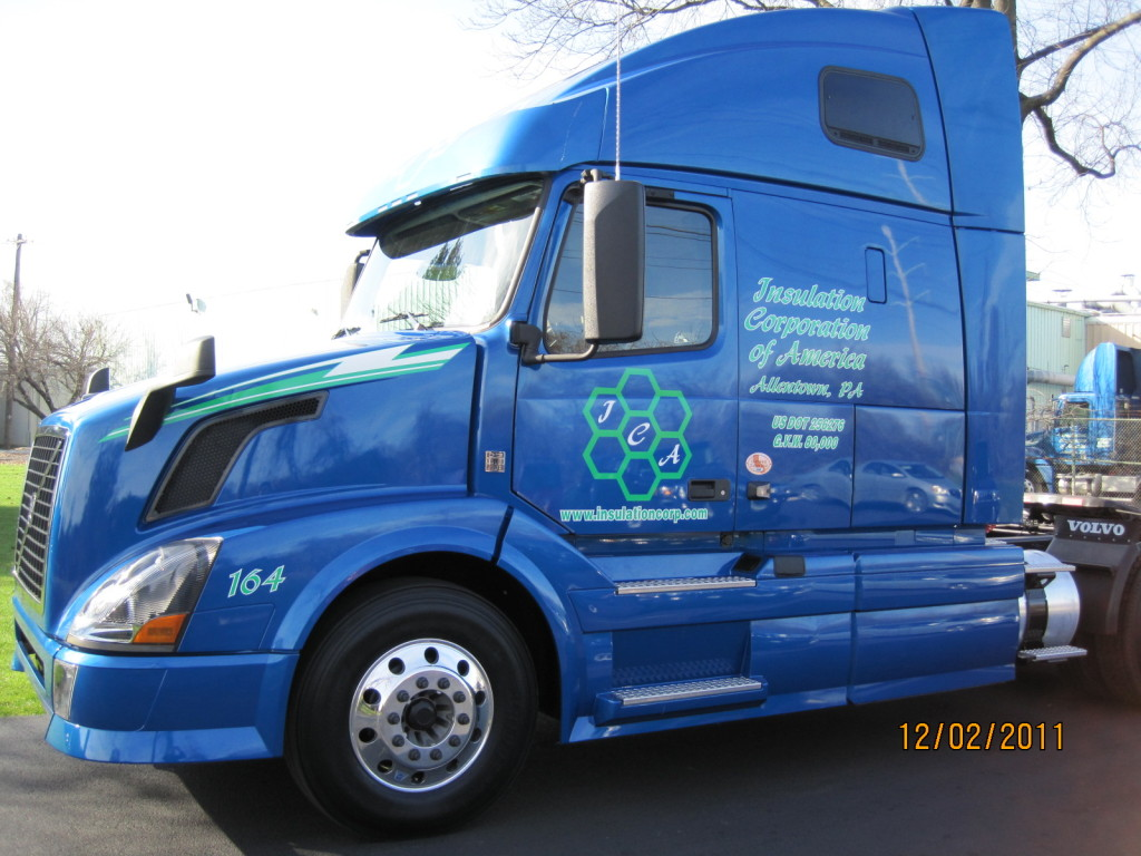 Transportation Department News - ICA's Newest Truck, 2011