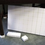 EPS Foam Carpet Blocks