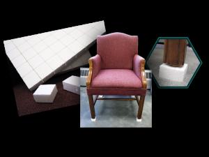 Insulation Corporation Carpet Blocks