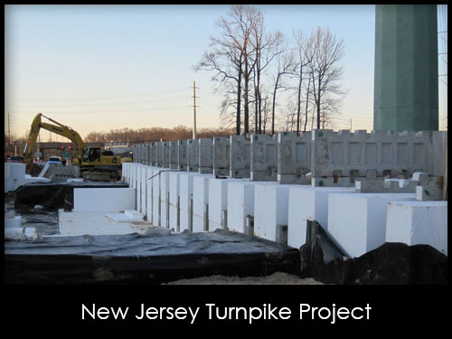 New Jersy Turnpike Project