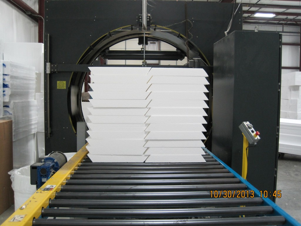ICA Specialty Product: EPS Flute Fillers