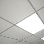 ICA-TILE Melt-Away Ceiling Tile for Grid System