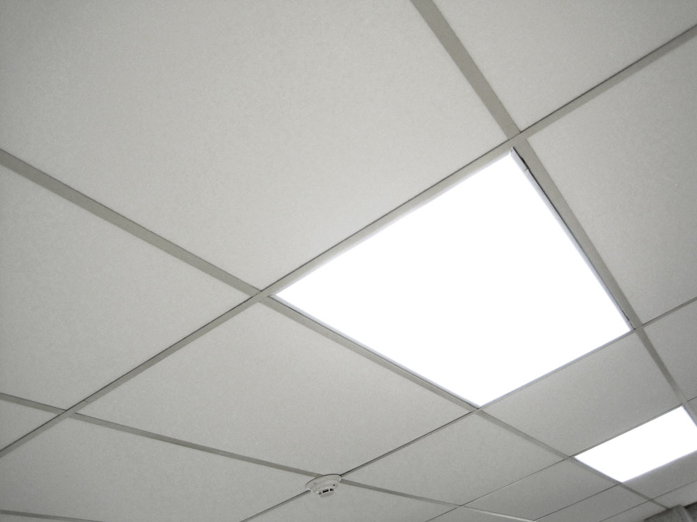 Ica Tile Melt Away Ceiling Tile