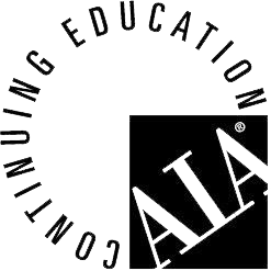 American Institute of Architects AIA Continuing Education Logo