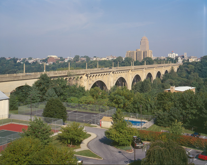 8th Street Bridge Allentown - geofoam bridge project
