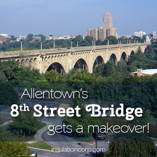 Allentown's 8th Street Bridge