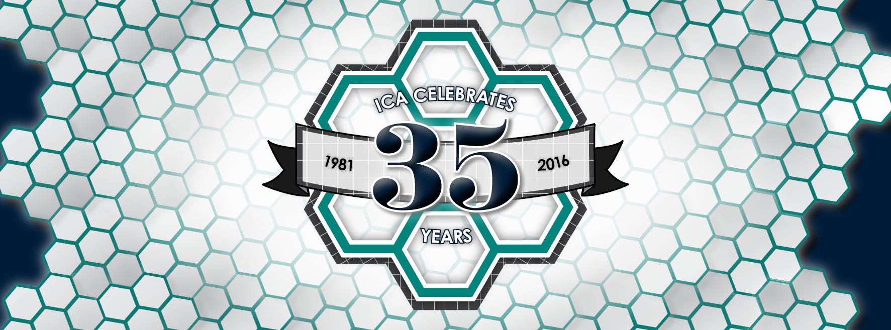 ICA celebrates 35 years