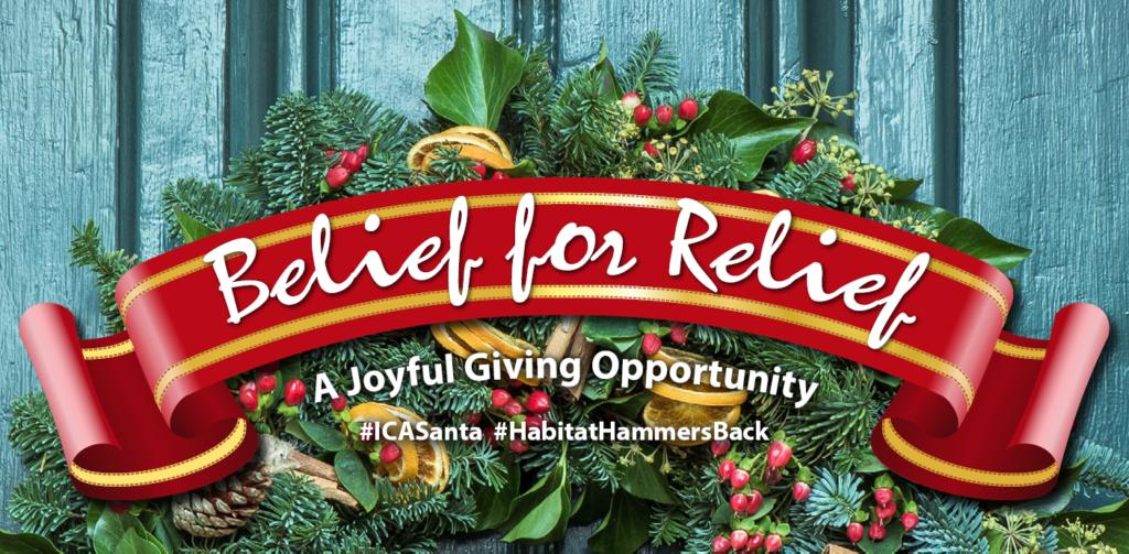 Belief for Relief
