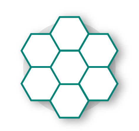 Hexagon Homepage Icon
