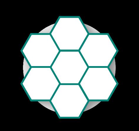 Hexagon Homepage Icon