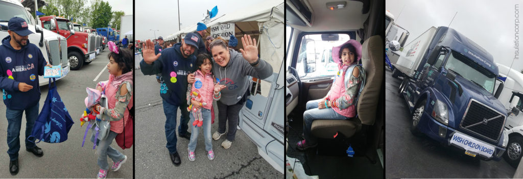 Make-A-Wish Convoy Recap