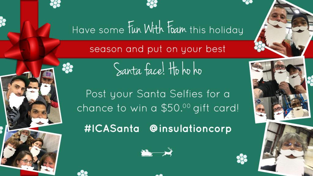 Santa Selfie Cover Photo