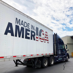 ICA purchased new trailer - MADE IN AMERICA