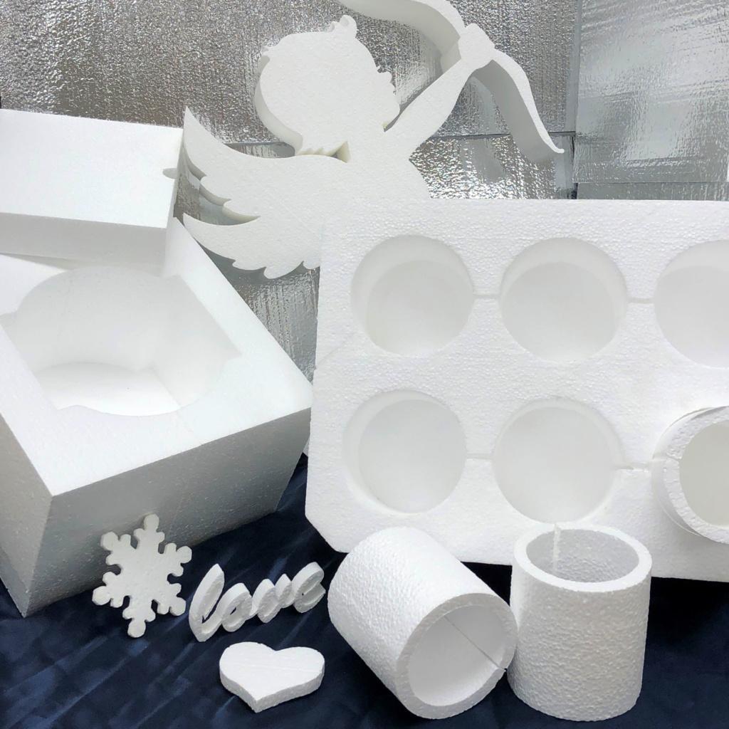 Custom Shapes & Packaging