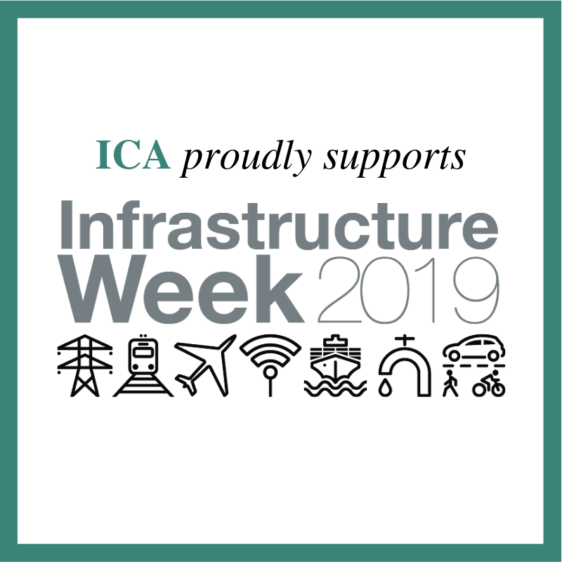 ICA supports Infrastructure Week