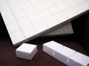 ICA - Foam Carpet Blocks