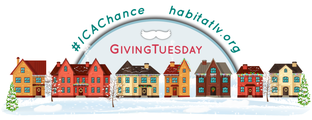 #ICAChance GivingTuesday Header