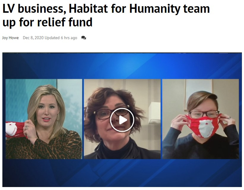 WFMZ Belief for Relief 2020 Interview