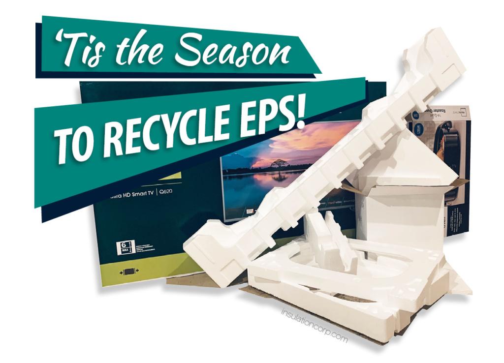 Tis the Season to Recycle Polystyrene
